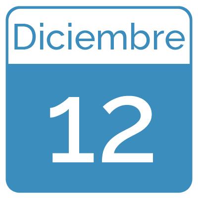 agenda diciembre