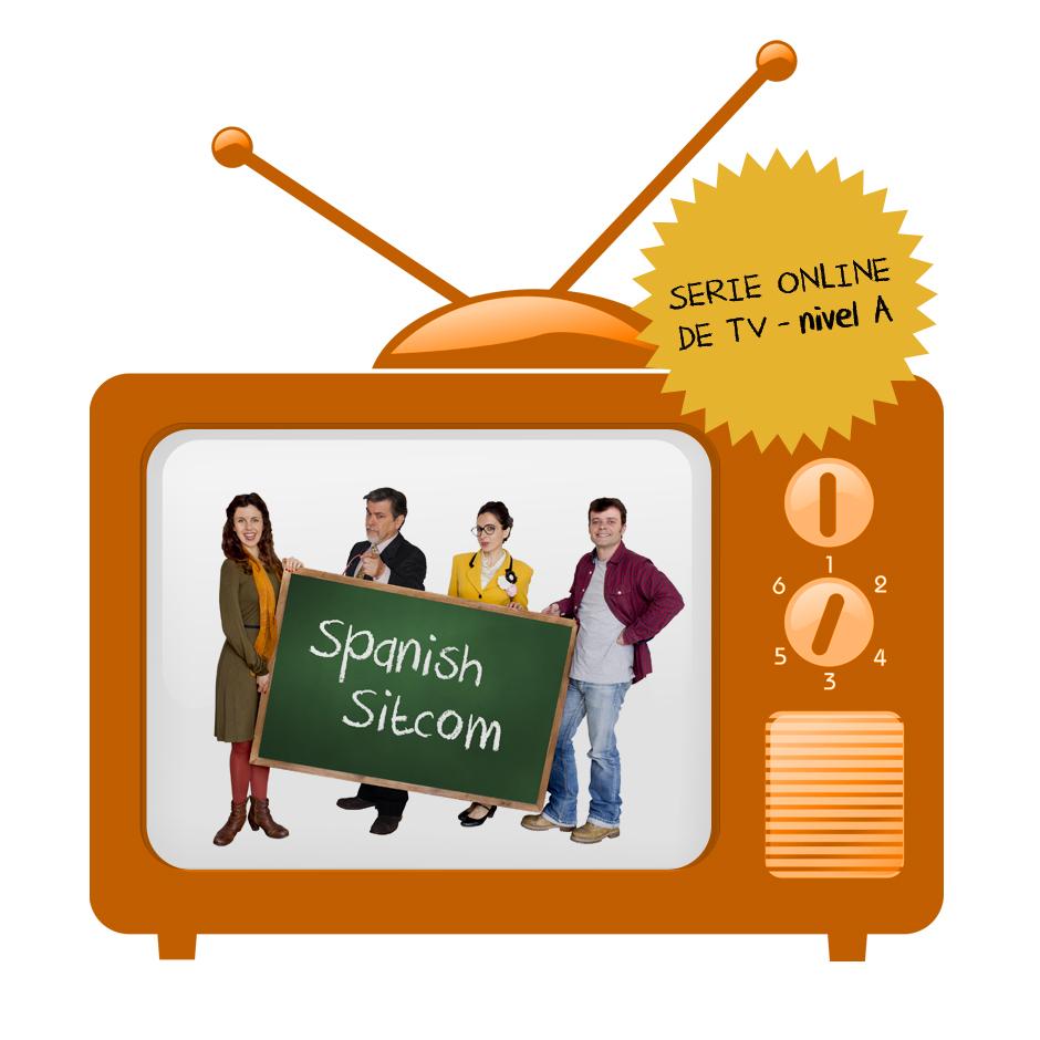 multimedia spanish sitcom habla