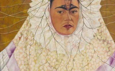 """Frida Kahlo. Actividades sobre """"Diego en mi pensamiento"""""""