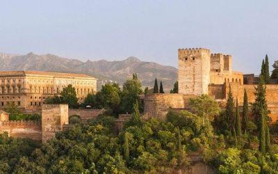 La Alhambra de Granada, joya de la cultura española
